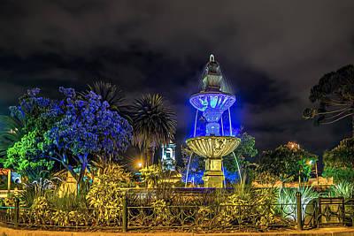 Photograph - Cumbaya Main Square by Maria Coulson
