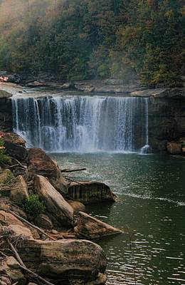 Photograph - Cumberland Falls Kentucky by Dan Sproul