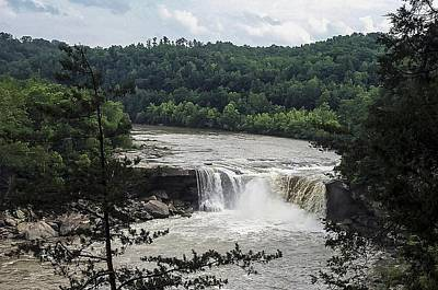 Photograph - Cumberland Falls Kentucky by NaturesPix