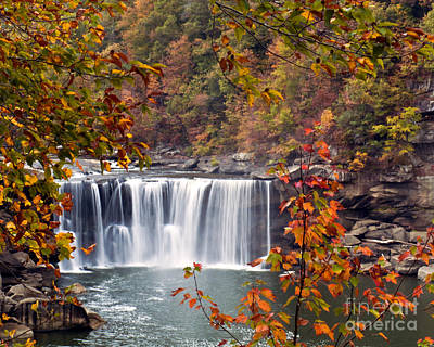 Cumberland Falls Two Art Print
