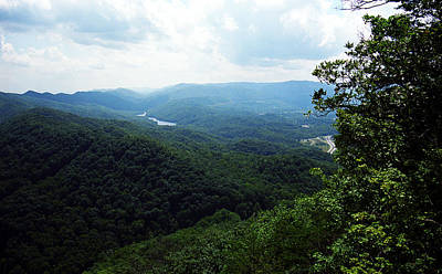 Photograph - Cumberland Gap - Kentucky 3 by Frank Romeo