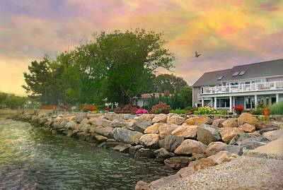 Photograph - Cummings Beach Cove by Diana Angstadt