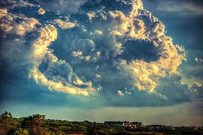 Photograph - Cumulonimbus by Pete Federico