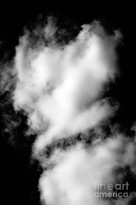 Photograph - Cumulus Congestus Clouds Dog Shapes by Jim Corwin