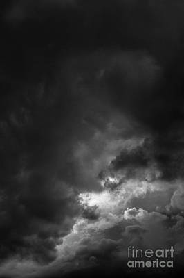 Photograph - Cumulus Congestus Couds by Jim Corwin