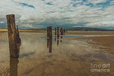 Cunnigar Beach 2 Art Print