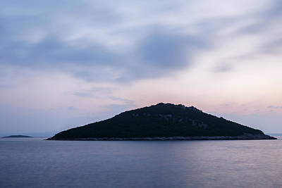 Photograph - Cunski Coastline At Sunrise, Losinj Island, Croatia by Ian Middleton