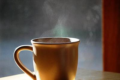 Peter Mcintosh Photograph - Cup A Joe by Peter  McIntosh
