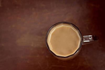 Photograph - Cup Of Coffee Minimalist by Terry DeLuco