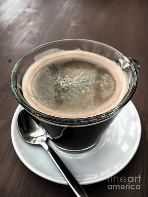 Photograph - Cup Of Coffee by Tom Gowanlock