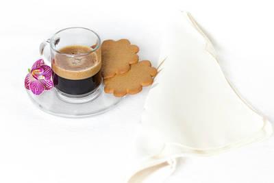 Photograph - Cup Of Espresso by Yelena Rozov