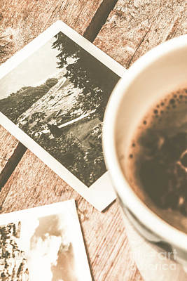 Photograph - Cup Of Nostalgia by Jorgo Photography - Wall Art Gallery