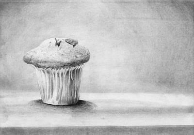 Cupcake Art Print