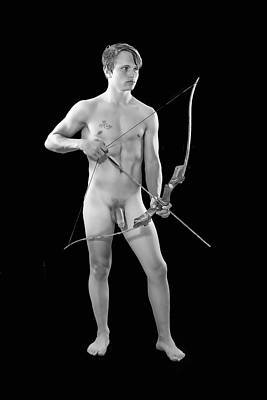 Photograph - Cupid 1 by Martin Visser