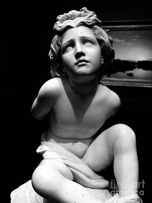 Photograph - Cupid Bound by Mary Capriole