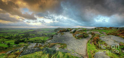 Photograph - Curbar Edge 5.0 by Yhun Suarez