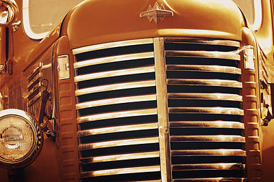 Truck Photograph - Curbside Classic by Christine Till