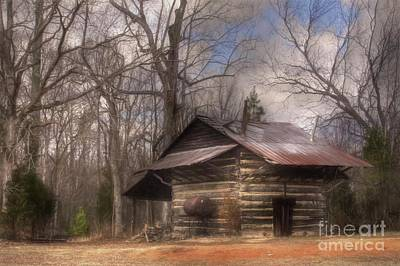 Tobacco Barns Photograph - Curing Time by Benanne Stiens