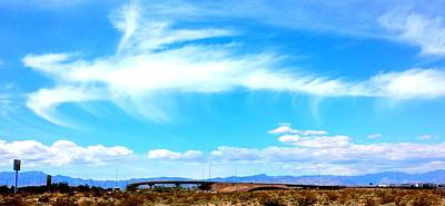 Photograph - Dragon Cloud Over Suburbia by Karen J Shine