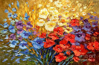 Painting - Curiously Creative by Tatiana Iliina