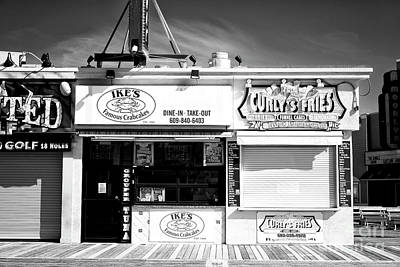 Photograph - Curly's Fries by John Rizzuto