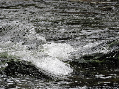 Photograph - Currents 7 by Eric Forster