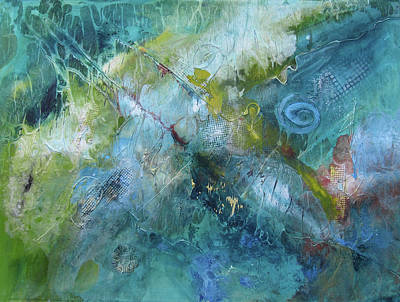 Painting - Currents Of The Mind by Marilyn Woods