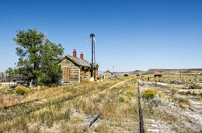 Photograph - Currie Station by Scott Read