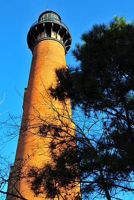 Photograph - Currituck Beach Light Station by Brian Hoover