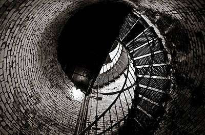 Photograph - Currituck Spiral II by David Sutton