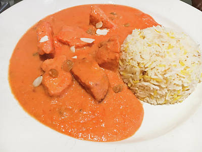 Josh Photograph - Curry by Tom Gowanlock