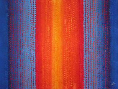Applause Painting - Curtain Call Original Painting by Sol Luckman