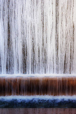Photograph - Curtain Of Water by Cate Franklyn