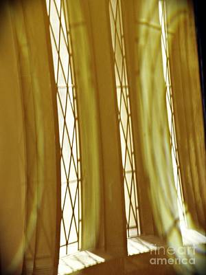 Photograph - Curtains by Sarah Loft