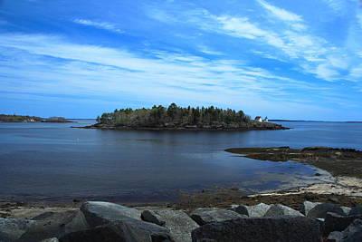 Curtis Island Blue Original