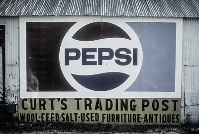 Photograph - Curt's Trading Post by John Brink
