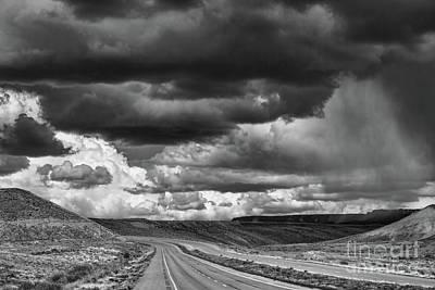Photograph - Curve Ahead by Steven Parker