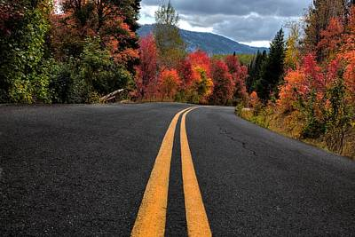 Photograph - Curve Of The Road by David Andersen