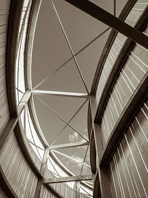 Geometrical Photograph - Curve Six by Wim Lanclus