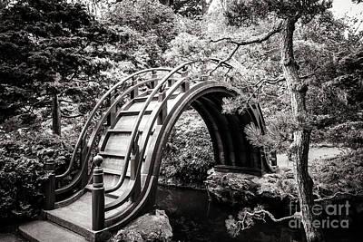 Suggestive Photograph - Curved Bridge by Mirko Chianucci