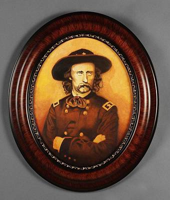 Custer Original by Monte Burzynski