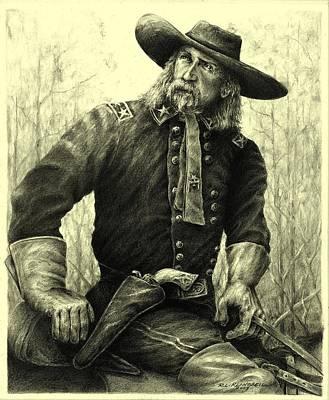 Custer Original by Richard Klingbeil