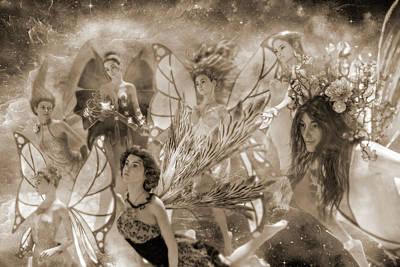 Surrealism Digital Art - Custom 0566 One For Everyone by Betsy Knapp