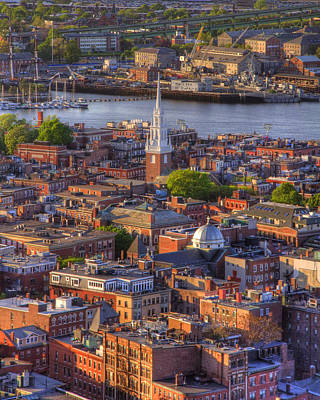 Photograph - Custom North End by Joann Vitali