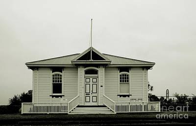 Photograph - Customhouse Hokitika by Nareeta Martin