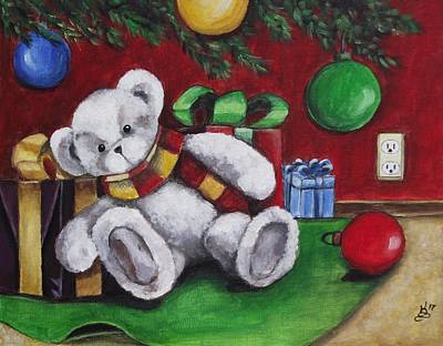 Painting - Cute And Festive by Kim Selig