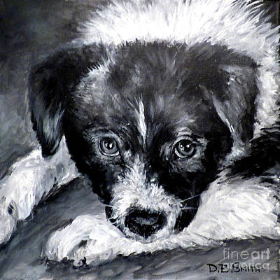 Painting - Cutie Pie by Deborah Smith
