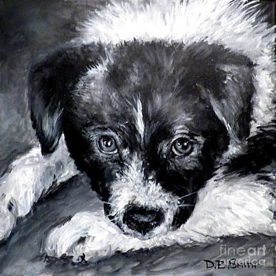 Painting - Cutie Pie by Deborah Smith