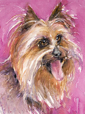 Painting - Cutie Pie by Judith Levins