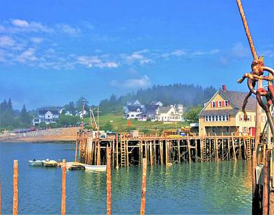 Photograph - Cutler Harbor by Lisa Dunn
